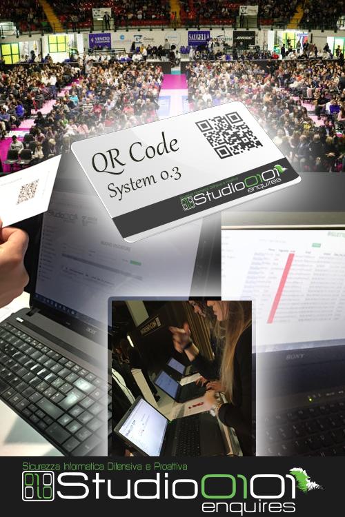 Implementazione sistema QR Code